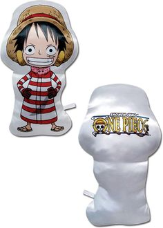 One Piece Pillow - SD Luffy @Archonia_US