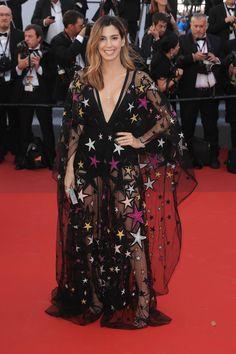 Festival de Cannes 2017: os melhores looks do tapete vermelho da premiação - Vogue | Camila Coutinho