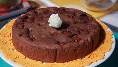 dolce - torta pere e cioccolato senza zucchero