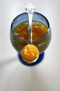 Vegan mango curd. 2 by deliberate dilettante, via Flickr