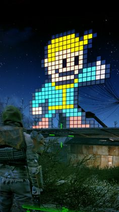 Pip Boy Structure #Fallout4
