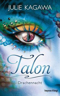 Book-addicted: [Rezension] Julie Kagawa - Talon 03 - Drachennacht...