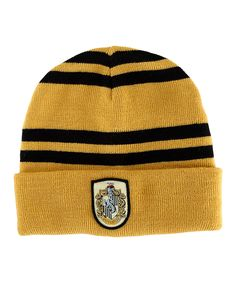 45223fc6178 Harry Potter Harry Potter Hufflepuff House Beanie