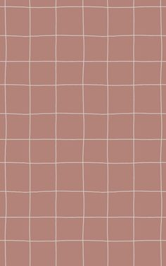 With its dusty Pink and greyed cream tones, this version of our Tic Tac wallpaper is an incredibly trendy choice for fans of minimalist decor and warm, natural colours. The hand-illustrated, textured look of the grid lines is a charming feature that gives this modern design a relaxed, homely feel. And the plain, solid background colour keeps your living room, home office, or kitchen looking clean and pared-back. Background Colour, Solid Background, Pink Wallpaper, Pattern Wallpaper, Pink Home Decor, Statement Wall, Tic Tac, Make It Work, Hand Illustration
