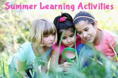 """""""Fun Learning Activities for Summer Break"""" on Virtual Learning Connections http://www.connectionsacademy.com/blog/posts/2011-07-14/Fun-Learning-Activities-for-Summer-Break.aspx Learn more about virtual school at Connections Academy: http://expi.co/0MyK"""