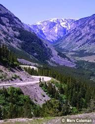 "The Beartooth Highway in Montana/Wyoming was aptly named ""the most beautiful drive in America"" by Charles Kuralt."