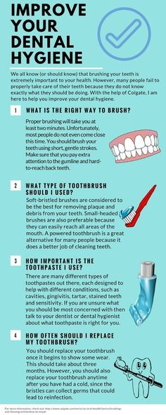 What are some dental hygiene tips? - Quora