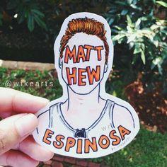 Matt Espinosa [ig: wikearts]