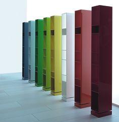 Sidewall shelving unit, Porro