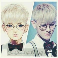 Tao #FanArt #EXO--- this is one of the cutest freaking things I have ever seen!!!