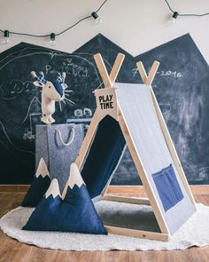 Choosing the Right Textiles for the Kid's Room - Kids Interiors