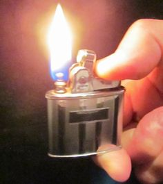 Vintage 1940's Ronson Standard Silver Gorgeous Art Deco Working Lighter From PowerOfOneDesigns