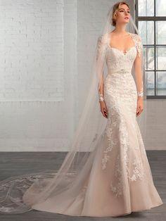 Vestido de Noiva - 7747 Cosmobella