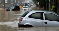 These 10 ways to spot a flood-damaged car could help you avoid making a bad vehicle purchase. Learn about 10 ways to spot a flood-damaged car. Cas, Water Damage Repair, Flood Damage, First Response, Buy Used Cars, Car Buying Tips, Damaged Cars, Disaster Preparedness, Extreme Weather
