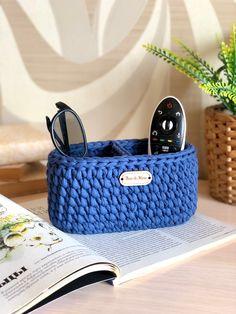 Coffee Coasters, Tea Coaster, Crochet Bib, Remote Control Holder, Rope Basket, Terry Towel, Eyeglass Holder, Glasses Case, Bracelet Tutorial