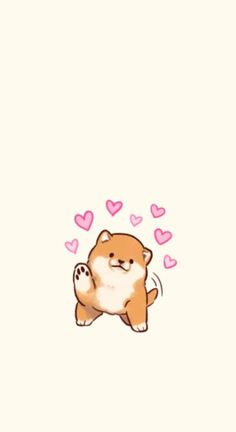 Pin The Only Doris On Wallpapers In 2019 Kawaii in Awesome Cartoon Dog Wallpapers Cute Animal Drawings, Kawaii Drawings, Cute Drawings, Cute Dog Drawing, Illustration Mignonne, Cute Illustration, Cute Disney Wallpaper, Kawaii Wallpaper, Cute Dog Wallpaper