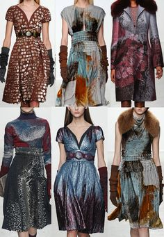 Fall/Winter trends - Painterly
