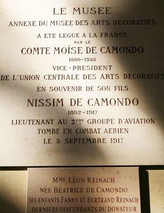 dam images daily 2014 01 tae musee nissim de camondo musee nissim de camondo 02 dedication plaque