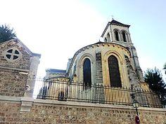 paris bastille eglise