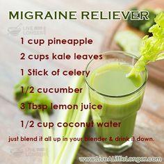 MIgraine Reliever #health #nature For More: www.livealittlelonger.com