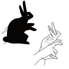 how to make shadow puppets move