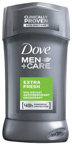Dove Men+Care Antiperspirant For Men Stick For Odor Protection Extra Fresh Mens Deodorant Effective Up to 48 Hours oz 2 count Dove Men Care, Best Moisturizer, L'oréal Paris, Cleanser, Body Care, Shampoo, Skin Care, Good Things, Products