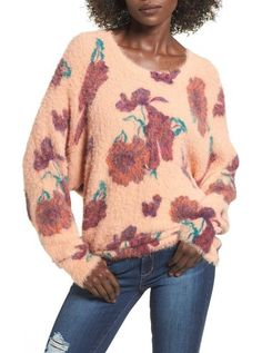 fluffy pullover by Leith. Plush enough for easy weekends and pretty enough for polished weekdays, this pullover pairs well your favorite denim or skirts. Style Name: Leith Fluffy Pullover. Style Number: 5406852. Available in stores. #leith