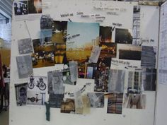 Overview of project_Ideas_Images_Words_shapes_colour by Helen O'Connell