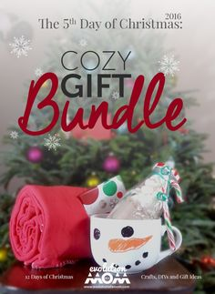 The 5th Day of Christmas: Cozy Gift Bundle – Evolution of a Mom