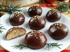 Azonnal puha mézes puszedli. Elronthatatlan és finom! - Blikk Rúzs Caramel Apples, Muffin, Pudding, Sweets, Homemade, Cookies, Chocolate, Fruit, Breakfast