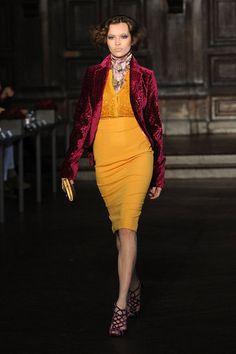 L'Wren Scott NY Fashion Week Fall 2012
