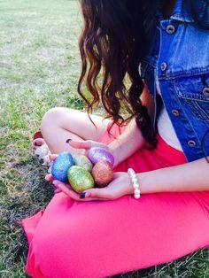 Loving The Summer <3 <3  #Easter eggs