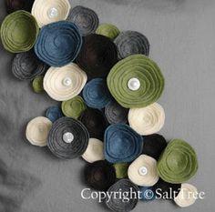SaltTree: felt crafts