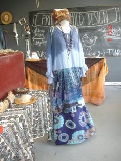 Bohemian outfit..by Prairie Child Design