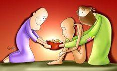 Io e un po' di briciole di Vangelo: (Mt 25,31-46) Tutto quello che avete fatto a uno s...