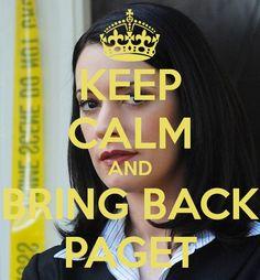 Paget Brewster A.K.A Emily Prentiss! C.M! #BringPrentissBack