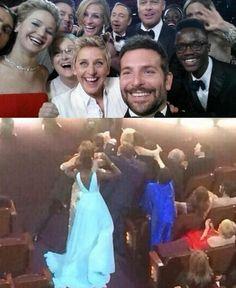Oscars 2014: the best celebrity selfies on Instagram - Telegraph #Oscars