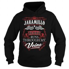 I Love JARAMILLO,JARAMILLOYear, JARAMILLOBirthday, JARAMILLOHoodie, JARAMILLOName, JARAMILLOHoodies Shirts & Tees
