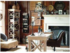 Adelle Home Office  I  ballarddesigns.com