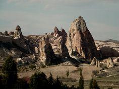 Turkey - Cappadocia's landscape (photo by Carla Iaconetti)