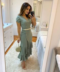 Casual Fall Outfits, Modest Outfits, Modest Fashion, Chic Outfits, Dress Outfits, Fashion Outfits, Prom Dresses With Sleeves, Cute Dresses, Beautiful Dresses