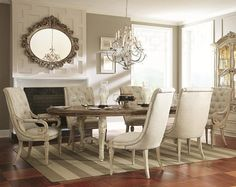 Get stylish and functional dining room with 2017 space saving dining set