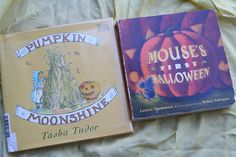 Halloween Books for Young Children  http://loveinthesuburbs.com/wordpress/halloween-books-for-young-children