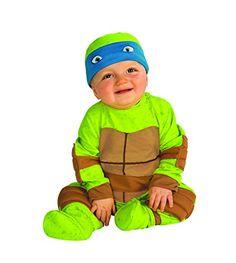 Rubie's Costume Baby's Teenage Mutant Ninja Turtles Animated Series Baby Costume, Multi, 6-12 Months Rubie's Costume Co. http://www.amazon.com/gp/product/B00IPDUM20/ref=as_li_tl?ie=UTF8&camp=1789&creative=390957&creativeASIN=B00IPDUM20&linkCode=as2&tag=httpwwwpin040-20&linkId=32U6XFREN6Z7PP7E Disclosure: affiliate link.