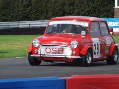 racing mini at clay pigeon