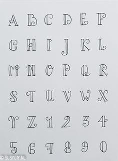 veralawsonenjoy - 0 results for cursive alphabet Alphabet Cursif, Hand Lettering Alphabet, Doodle Lettering, Creative Lettering, Types Of Lettering, Lettering Styles, Doodle Fonts, Graffiti Alphabet, Calligraphy Fonts Alphabet