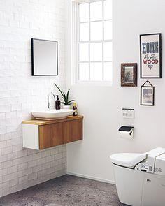 美しさがつづく「アラウーノ」なら トイレもお気に入りの部屋にできる アラウーノカウンター パナソニック [AUC15] 幅750mm 0.5坪 ベッセルカウンター フロートキャビネット 水廻り   ナチュラル   トイレ設備   手洗いルーム   おしゃれ   リフォーム   リノベーション   リトイレ   リモデル   パナソニック   アラウーノ   お掃除トイレ   コンパクト