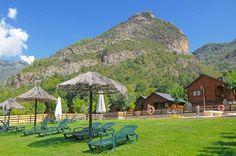 Camping La Borda D'Arnaldet en Sesué, Huesca | I ❤ Camping . #Huesca  ; #Aragon ; #semanasanta