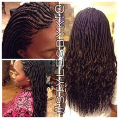 Crochet Hair Nairobi : ... Hair & Makeup & Nails on Pinterest Crochet Braids, Tree Braids and