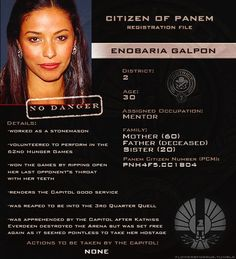 Enobaria Galpon